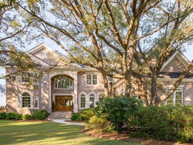 931 White Point Blvd, Charleston, SC 29412 (#18006593) :: The Cassina Group