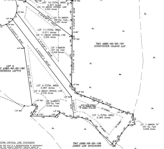 538 Lot 1 Towles Crossing Drive - Photo 1