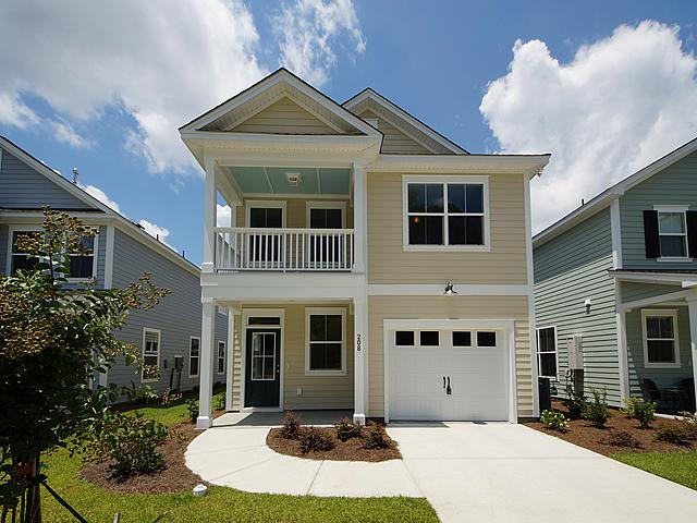 208 Brambling Lane, Charleston, SC 29414 (#18011437) :: The Cassina Group