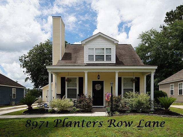 8971 Planters Row Lane, Summerville, SC 29485 (#18014100) :: The Cassina Group
