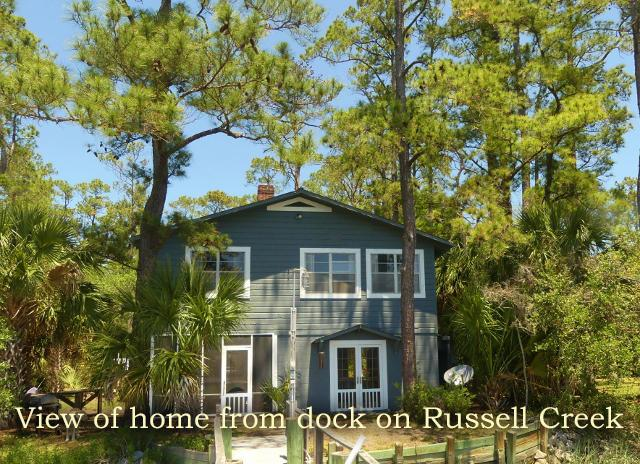 7883 Russell Creek Road, Edisto Island, SC 29438 (#18014190) :: The Cassina Group