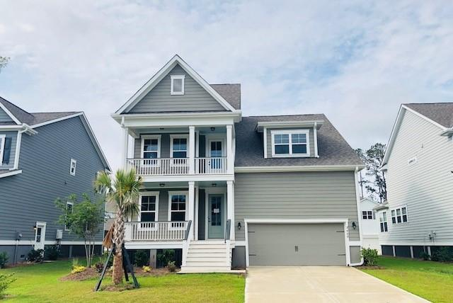 2660 Kingsfield Street, Mount Pleasant, SC 29466 (#18014295) :: The Cassina Group