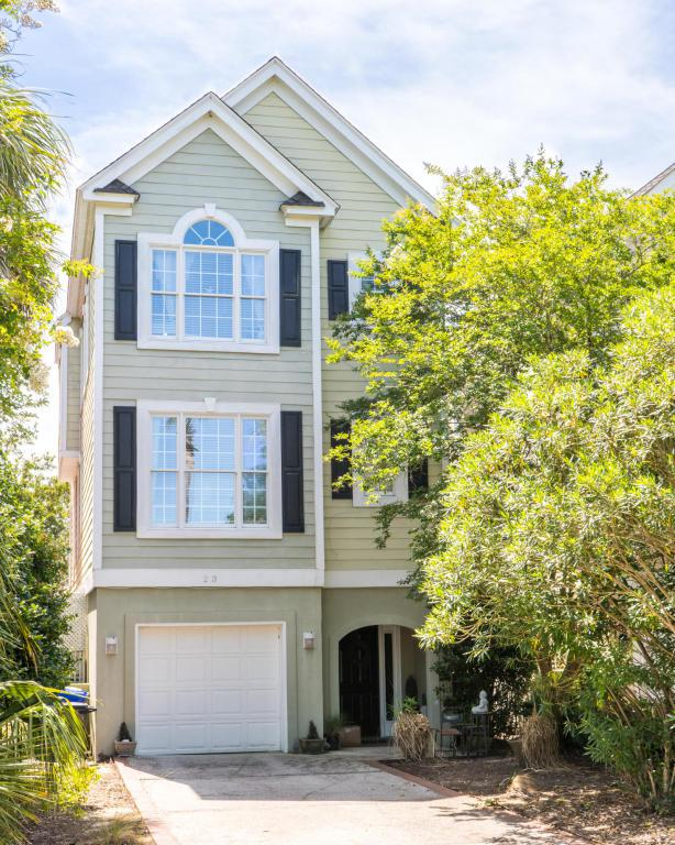 23 Commons Court, Isle Of Palms, SC 29451 (#18017789) :: The Cassina Group