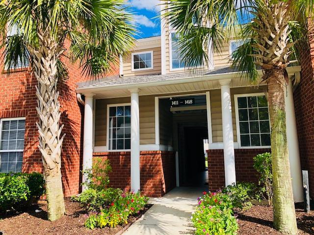 1413 Belcourt Lane, Mount Pleasant, SC 29466 (#18022673) :: The Cassina Group