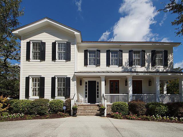 108 Live Oak Drive, Mount Pleasant, SC 29464 (#18024456) :: The Cassina Group