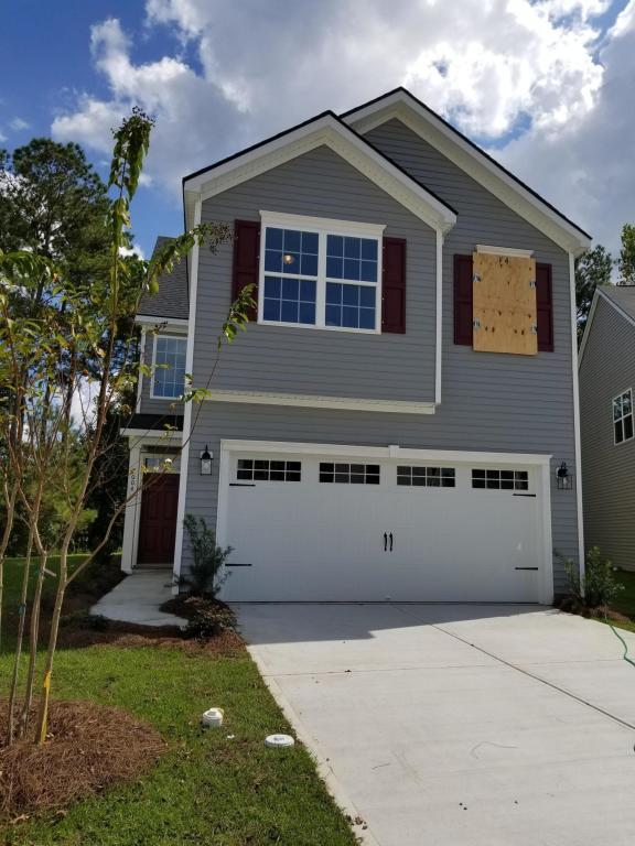 9013 Cat Tail Pond Road (Lot 315), Summerville, SC 29485 (#18027072) :: The Cassina Group