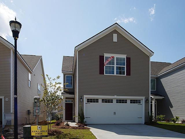9009 Cat Tail Pond Road (Lot 313), Summerville, SC 29485 (#18027818) :: The Cassina Group