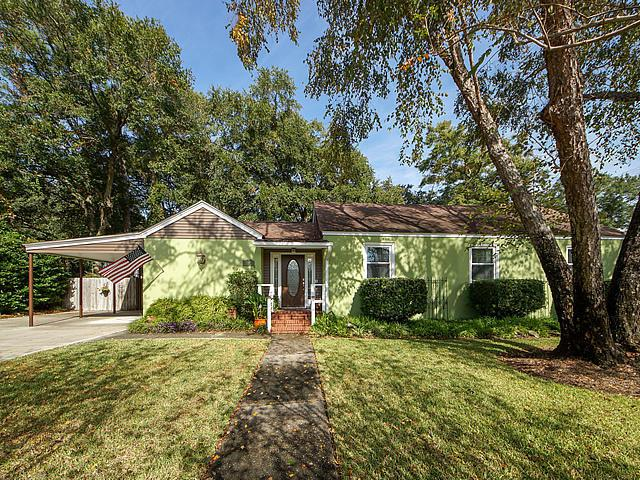 294 Hawthorne Street, Mount Pleasant, SC 29464 (#18030282) :: The Cassina Group