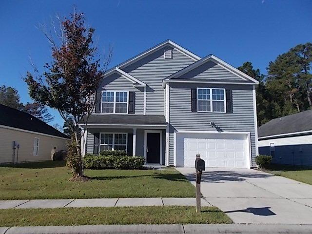 317 Briarbend Road, Goose Creek, SC 29445 (#18030955) :: The Cassina Group