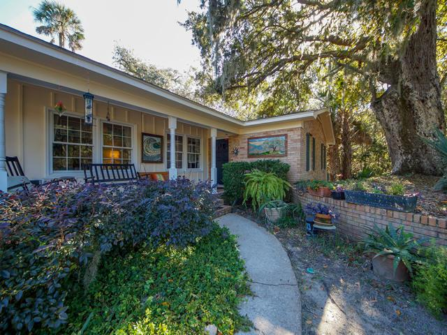 107 Forest Trail, Isle Of Palms, SC 29451 (#18031820) :: The Cassina Group