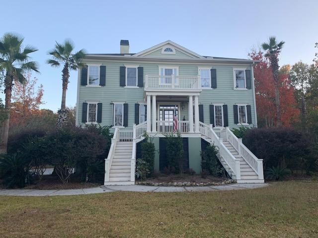 1118 Ayers Plantation Way, Mount Pleasant, SC 29466 (#18032231) :: The Cassina Group