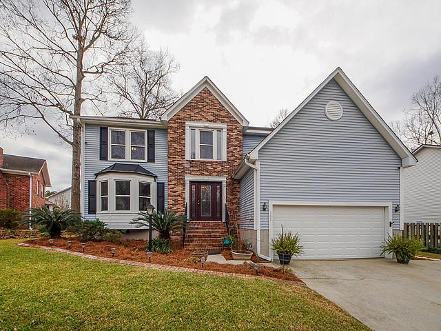 167 Winding Rock Road, Goose Creek, SC 29445 (#19001545) :: The Cassina Group