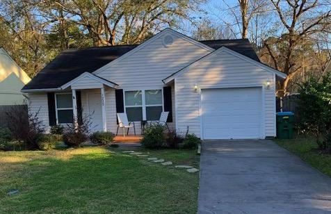 1225 Maryland Drive, Ladson, SC 29456 (#19001695) :: The Cassina Group