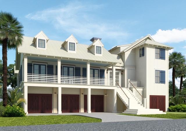 207 Charleston Boulevard, Isle Of Palms, SC 29451 (#19001887) :: The Cassina Group