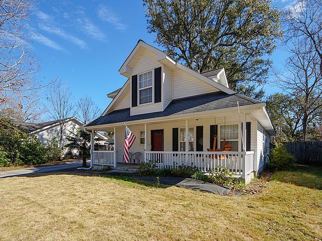 710 Ponderosa Drive, Charleston, SC 29414 (#19004629) :: The Cassina Group