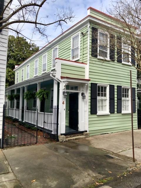 4 Trumbo Street, Charleston, SC 29401 (#19007234) :: The Cassina Group