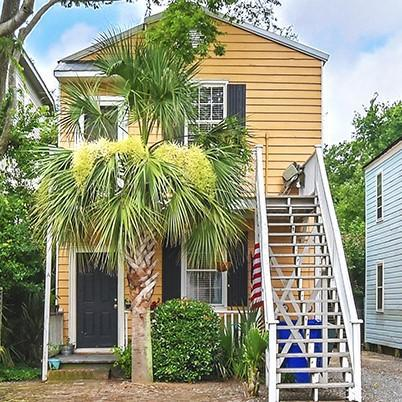 5 Kracke Street 5 1/2 B, Charleston, SC 29403 (#19008706) :: The Cassina Group