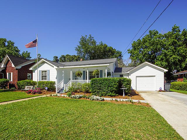 5133 Lancaster Street, North Charleston, SC 29405 (#19017728) :: The Cassina Group