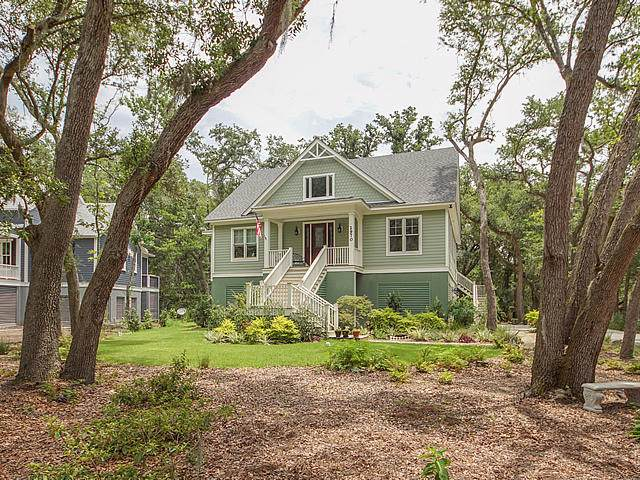 2970 Maritime Forest Drive, Johns Island, SC 29455 (#19019790) :: The Cassina Group