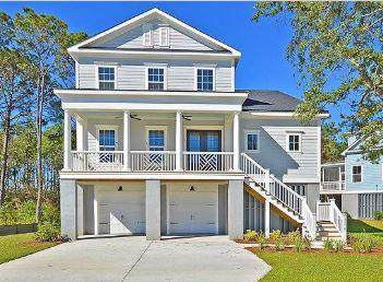 1432 Stratton Place, Mount Pleasant, SC 29466 (#19021958) :: The Cassina Group