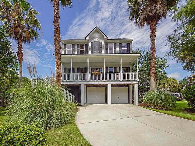 1299 Rockfish Court, Mount Pleasant, SC 29466 (#19022841) :: The Cassina Group