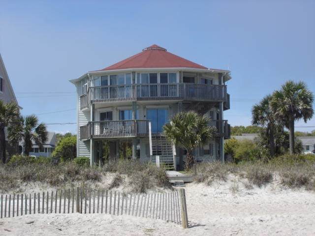 1506 Palmetto Boulevard, Edisto Beach, SC 29438 (#19023013) :: The Cassina Group