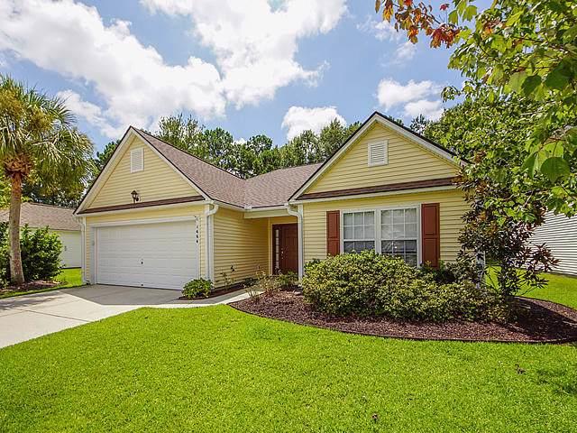 1464 Wellesley Circle, Mount Pleasant, SC 29466 (#19023597) :: The Cassina Group