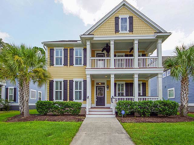 2623 Rutherford Way, Charleston, SC 29414 (#19023895) :: The Cassina Group
