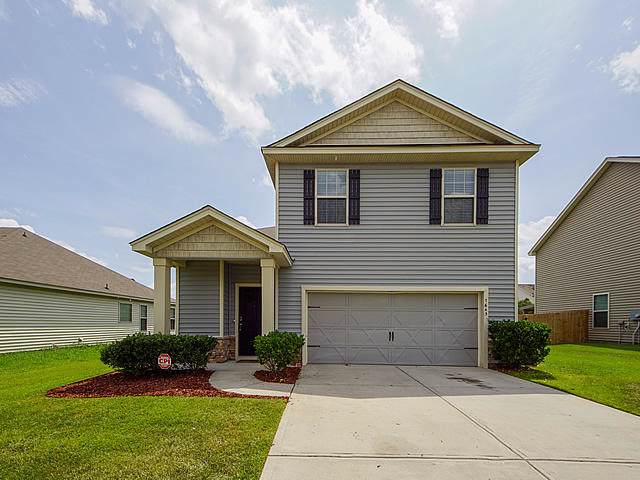 7643 Haywood Street, North Charleston, SC 29418 (#19023921) :: The Cassina Group