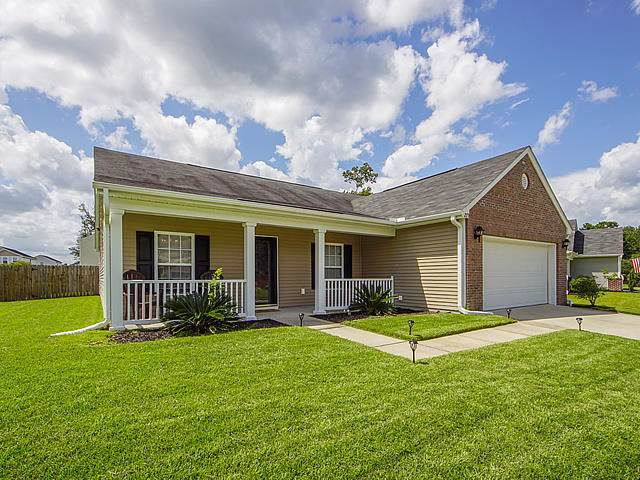 279 Clayburne Drive, Goose Creek, SC 29445 (#19024540) :: The Cassina Group