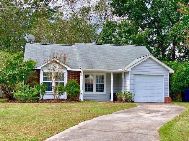 2671 Lake Myrtle Drive, Charleston, SC 29414 (#19026980) :: The Cassina Group