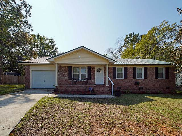 406 Marquette Lane, Ladson, SC 29456 (#19027759) :: The Cassina Group