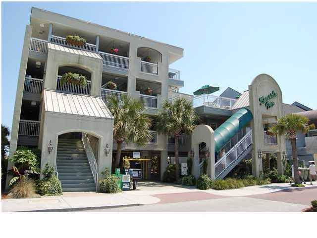 1004 Ocean Boulevard #108, Isle Of Palms, SC 29451 (#19028730) :: The Cassina Group