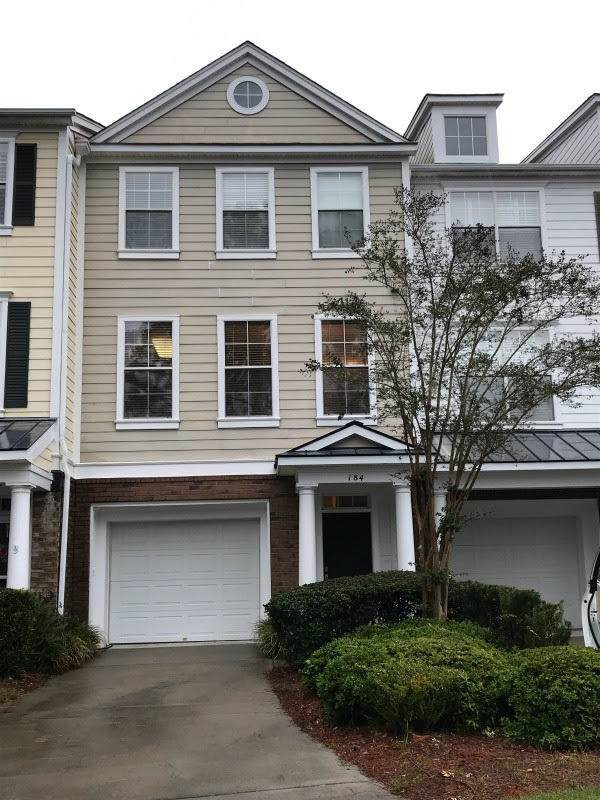 184 Fair Sailing Road, Mount Pleasant, SC 29466 (#19029566) :: The Cassina Group