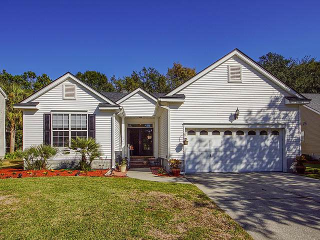 1340 Wild Olive Drive, Mount Pleasant, SC 29464 (#19032330) :: The Cassina Group