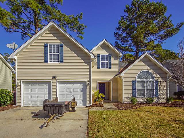 8935 High Cotton Court, North Charleston, SC 29406 (#19032928) :: The Cassina Group