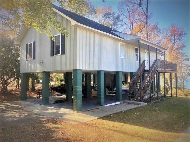 1176 Lesesne Drive, Manning, SC 29102 (#19033189) :: The Cassina Group