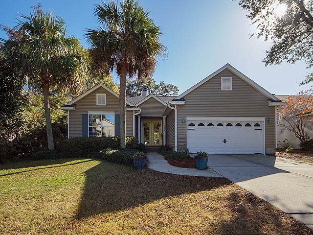 1204 Wild Olive Drive, Mount Pleasant, SC 29464 (#19033289) :: The Cassina Group