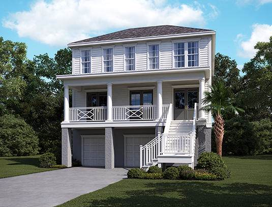 1518 Menhaden Lane, Mount Pleasant, SC 29466 (#19033311) :: The Cassina Group
