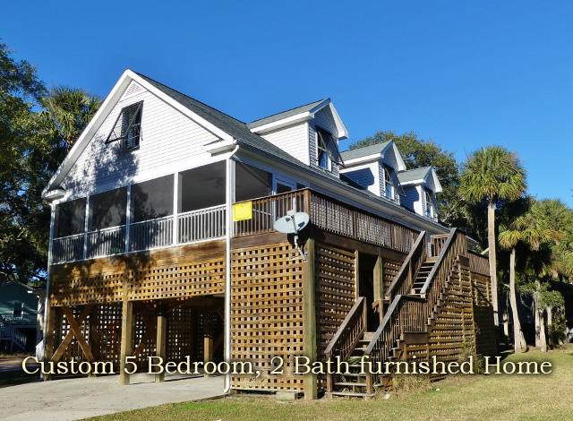 1513 Marianne Street, Edisto Island, SC 29438 (#19034238) :: Realty One Group Coastal