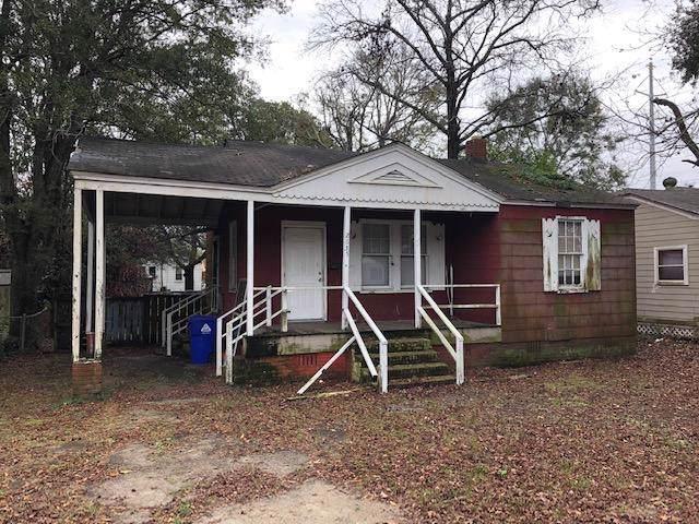 2655 S Allen Drive, North Charleston, SC 29405 (#20000597) :: The Cassina Group
