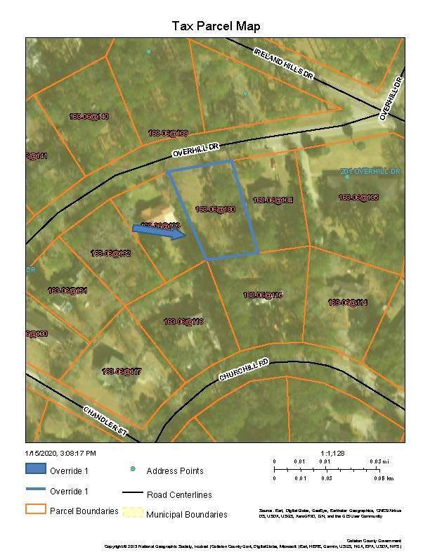 217 Overhill Road, Walterboro, SC 29488 (#20001310) :: The Cassina Group