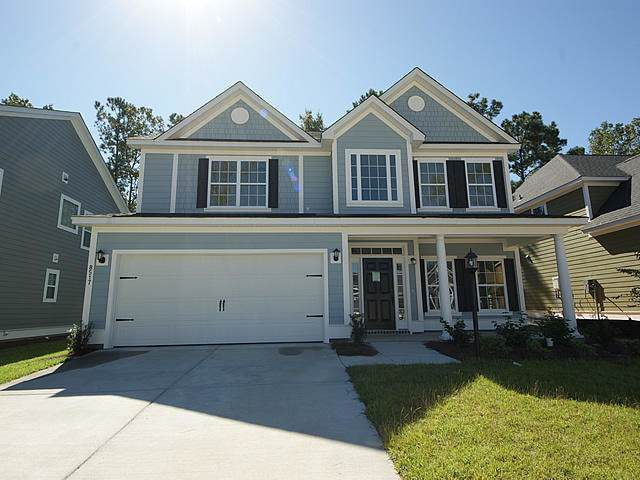 134 Boots Branch Road, Summerville, SC 29485 (#20001699) :: The Cassina Group