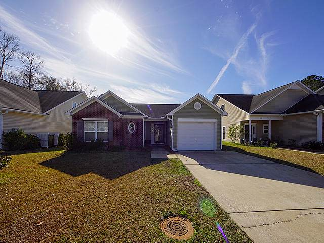 203 Island Green Road, Goose Creek, SC 29445 (#20001789) :: The Cassina Group