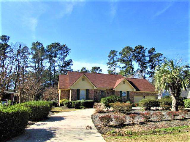 126 Wateree Drive, Santee, SC 29142 (#20002467) :: The Cassina Group