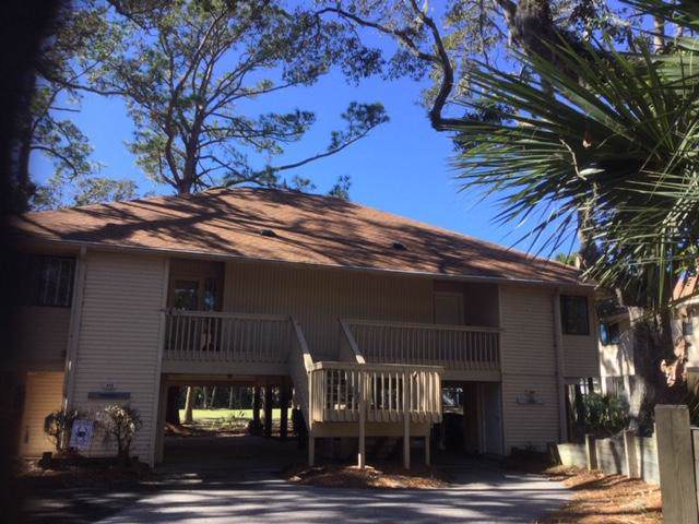 849 Club Cottage Road, Edisto Island, SC 29438 (#20002505) :: The Gregg Team