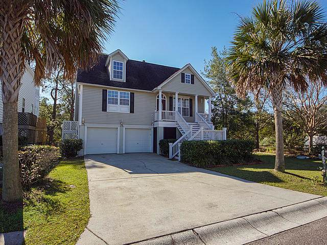 322 Arlington Drive, Charleston, SC 29414 (#20002716) :: Realty One Group Coastal