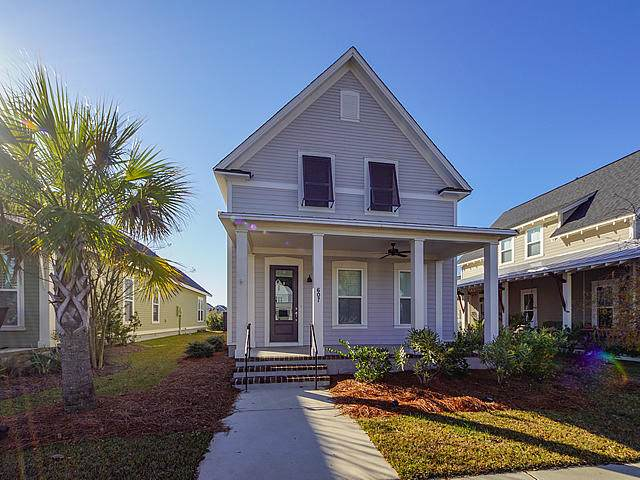 607 Long Meadow Street, Summerville, SC 29486 (#20003904) :: Realty One Group Coastal