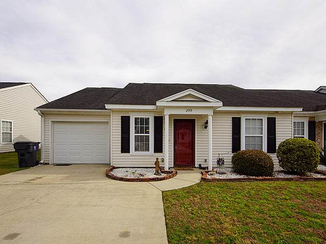 299 Reagan Drive, Summerville, SC 29486 (#20004715) :: The Gregg Team
