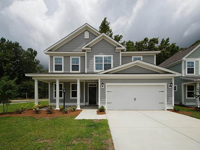 9 Windward Drive, Summerville, SC 29485 (#20005190) :: The Cassina Group